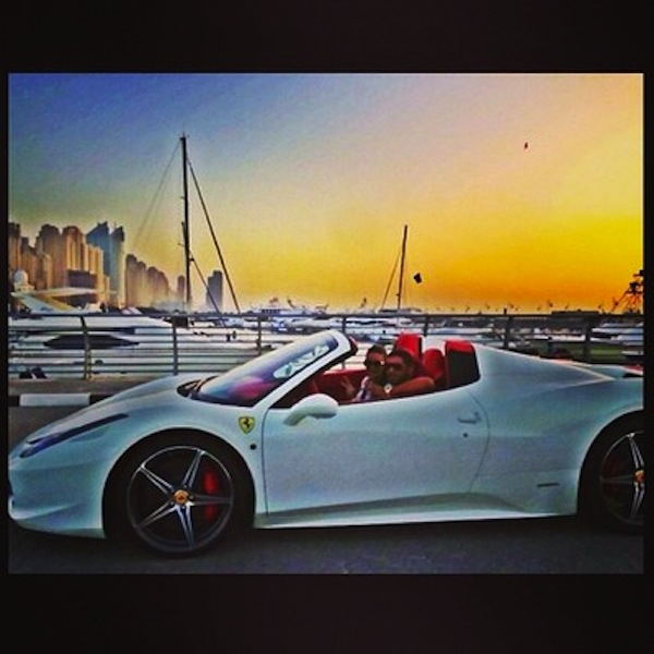 Rich Kids Of Instagram Ferrari