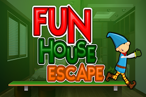 Screenshot of Fun House Escape