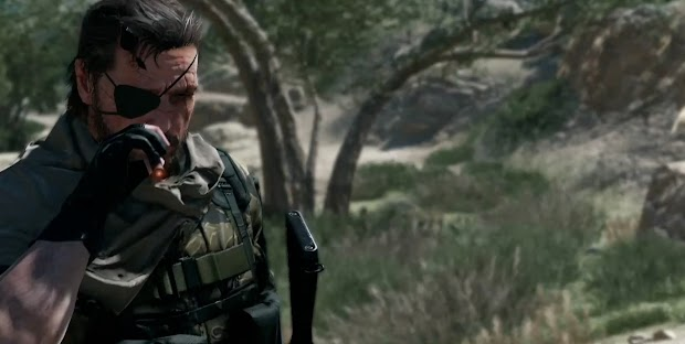 Hideo Kojima: Snake won't spend all day fishing in Metal Gear Solid 5