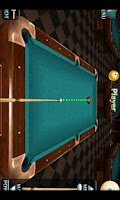 Screenshot of Super3DBilliards