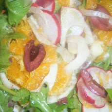 Citrus-Fennel Salad