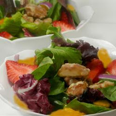 Strawberry and Mandarin Salad