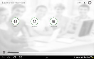Screenshot of Learn Business Math