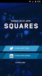 Squares Conference 2015 - screenshot