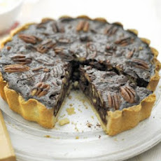 Chocolate & Pecan Tart