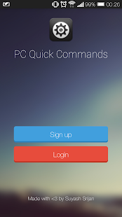 PC Quick Commands