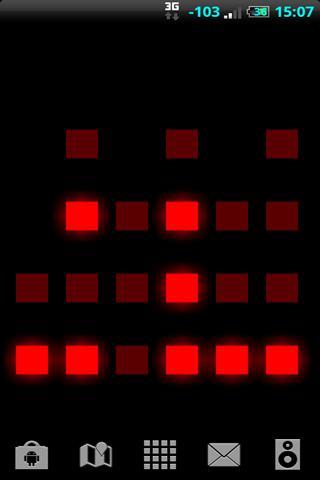 Binary Clock Live Wallpaper