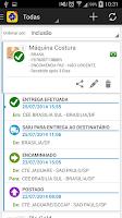 Screenshot of Rastreio Correios PRO