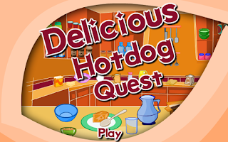 Screenshot of Delicious Hotdog Quest