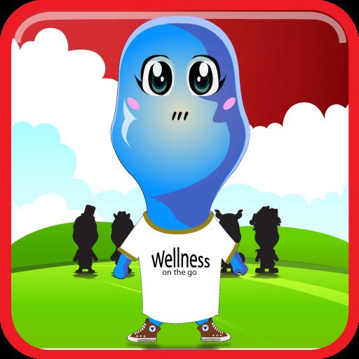Mobile Wellness LOGO-APP點子