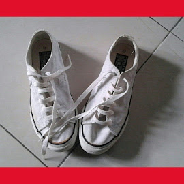 This is myfor sure. by Rengga Santi - Novices Only Objects & Still Life ( style, shoes, canvass, Converse )