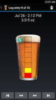 Screenshot of BeerMeter