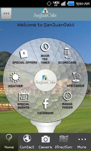 San Juan Oaks Golf Club