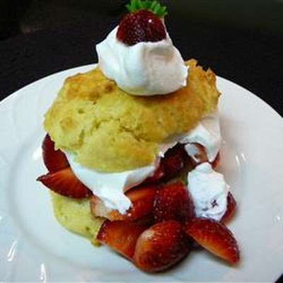 Summer Fruit Shortcakes