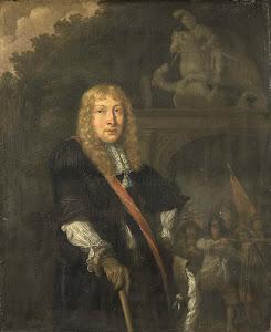 RIJKS: Domenicus van Tol: painting 1673