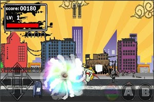 Screenshot of Apocalyptic Unicorn