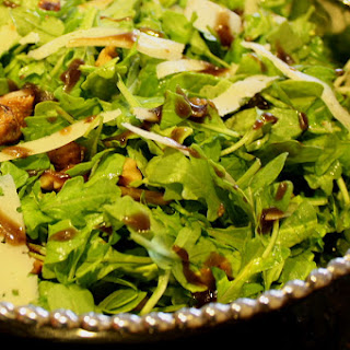Roasted Fig Salad