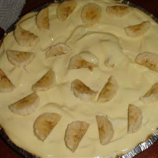 Banana Cream Pie Made Easy