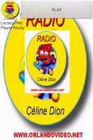 Screenshot of Player 100% Celine Dion