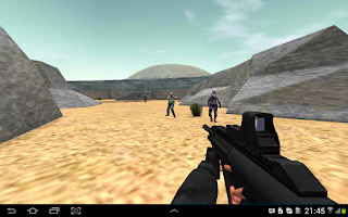 Screenshot of Critical Strike Portable