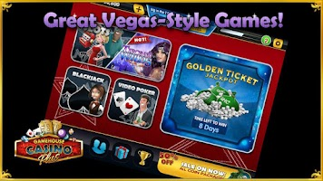 Screenshot of GameHouse Casino Plus
