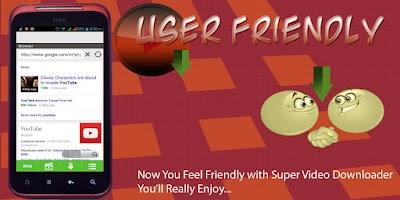 Screenshot of IDM Super Video Downloader