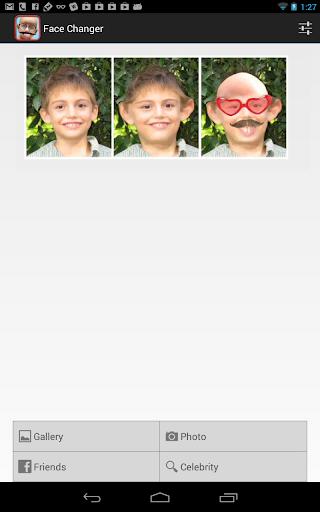 Face Changer - screenshot