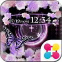 Butterfly & Rose for[+]HOME icon