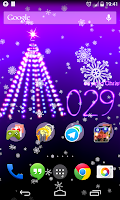 Screenshot of Christmas Countdown 2015
