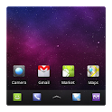 ADW Theme Galaxy icon
