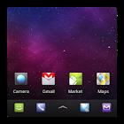 ADW Theme Galaxy icon
