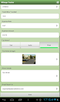 Screenshot of iForm