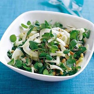 Watercress Salad Pine Nuts Recipes