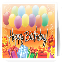 Screenshot of Birthday Hi Cards