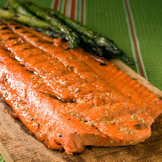 Smoky and Sweet BBQ Salmon
