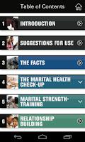 Screenshot of QuickSeries Mobile