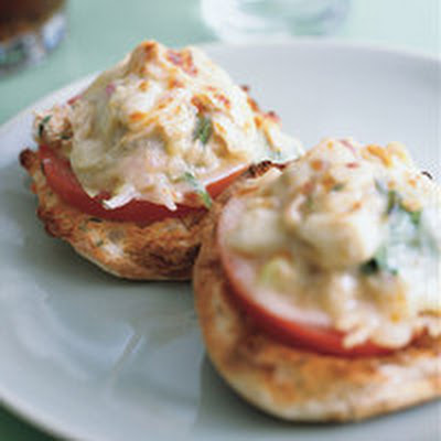 Italian Tuna Salad Melts