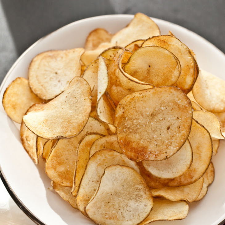 Homemade Potato Chips Recipe | Yummly