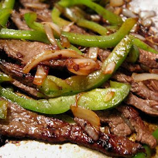 Good Eats Skirt Steak (Marinade) - Great for Fajitas!