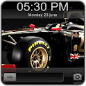 Carro Lotus Locker Theme Go icon