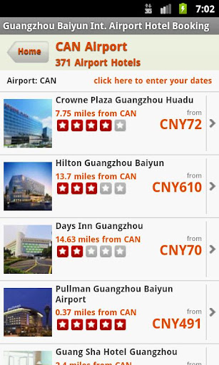 Hotels Near Guangzhou Airport