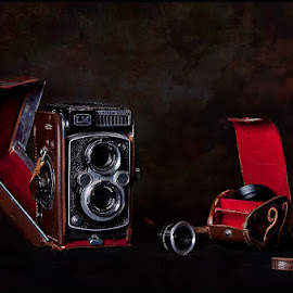 Yashica  by Rudi Kleynhans - Artistic Objects Technology Objects