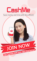 Screenshot of Cashme- easy make money
