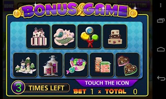 Screenshot of Candy Slots - Slot Machines
