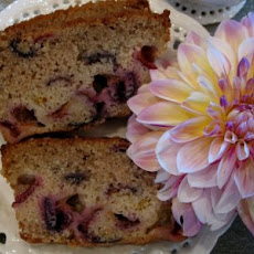 Prune Plum Nut Bread