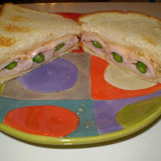 Turkey Asparagus Melt