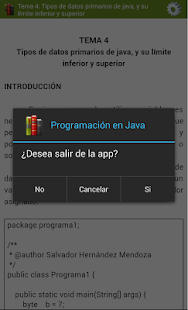 how to write java program in android phone