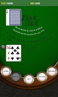 Screenshot of Blackjack Lite