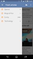 Screenshot of Tiny Tiny RSS Unlocker