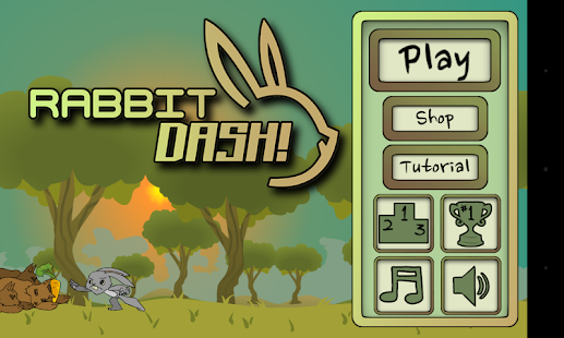 Rabbit Dash! Hack
